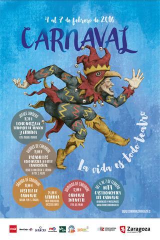 Carnaval Zaragoza 2016