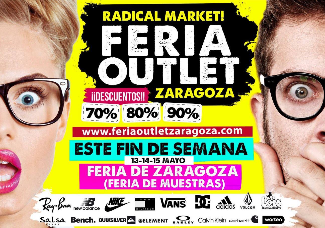 Radical Market  Feria Oulet Zaragoza