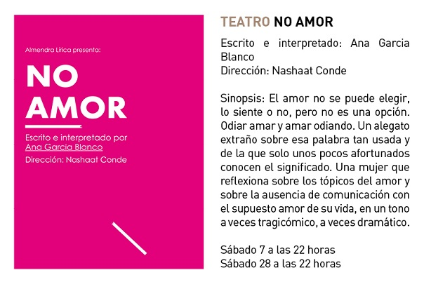 Sala en Blanco No Amor