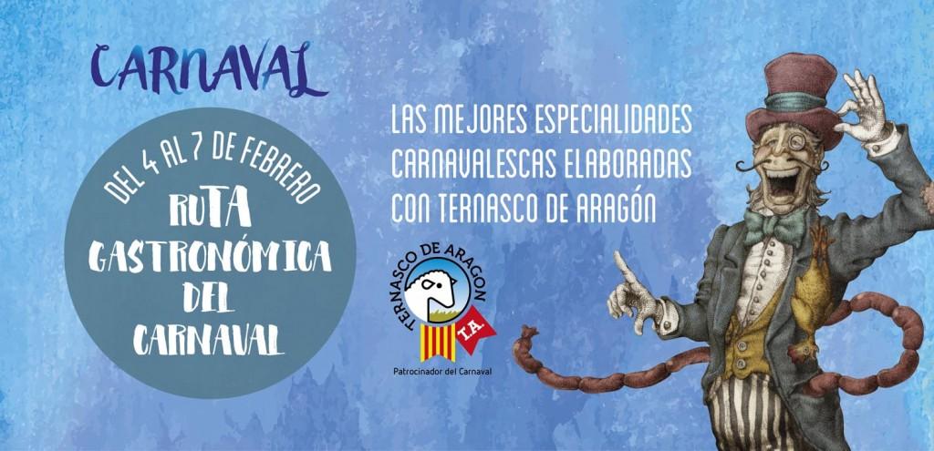 Ruta Gastronómica del Carnaval Zaragoza